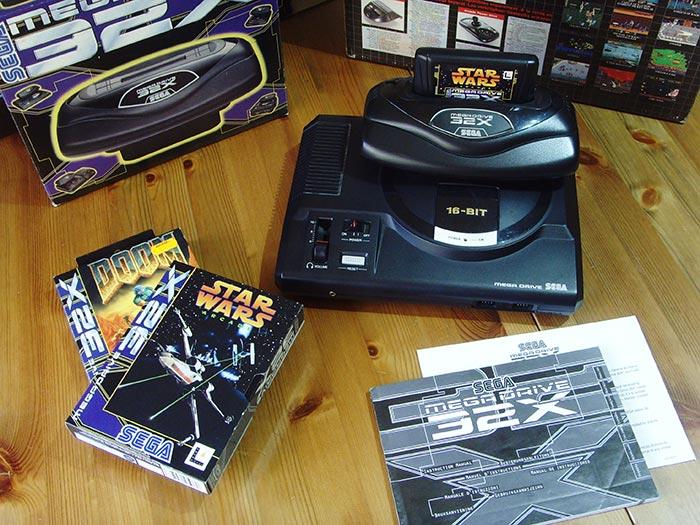 Con las primeras consolas de 32 bits a punto de llegar al mercado, el Sega 32x prometía equiparar en potencia a éstas a nuestra Megadrive, aunque a la hora de la verdad hay que reconocer que a SEGA se le fue un poco la mano con esa afirmación.