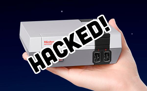 Nintendo Classic Mini Nes Hackeada Ya Es Posible Anadir Nuevos