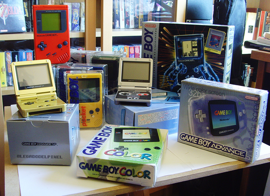 Consolas Gameboy