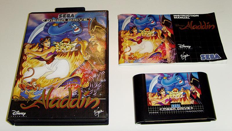 El Juego De La Semana Disney S Aladdin Sega Mega Drive Legado