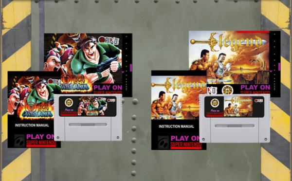 [NOTICIAS FRESCAS] Relanzan dos titulos clasicos para Super Nintendo. ARTironlegend
