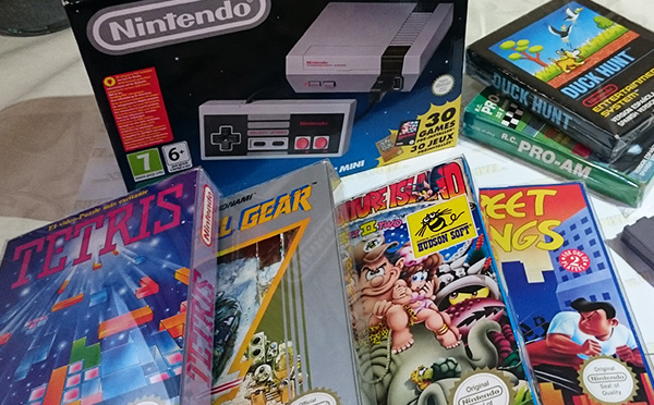 10 Juegos De Nes Imprescindibles Que Anadir A Nintendo Classic Mini