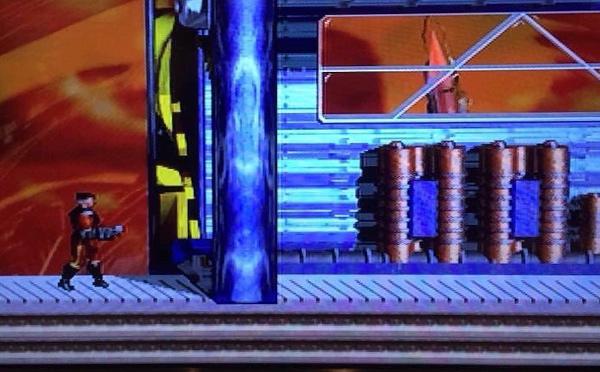 Vendido En Ebay El Prototipo De Armed Juego Cancelado Para Sega