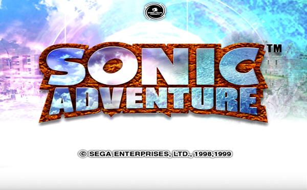Se Cumplen 20 Anos Del Lanzamiento De Sonic Adventure Para Dreamcast